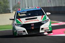 WTCC Morocco 2013: Mixed luck for Tarquini