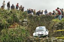 ERC: 52 to start on SATA Rallye Acores