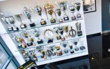 Raiders steal race trophies from Carlin