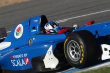 Liam Venter ticks all boxes in maiden Auto GP test