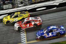 Daytona 500: Duel results