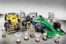 Jordan F1 collection up for sale