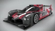 Honda's HPD reveals LMP2 coupe