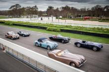Brundle, Senna headline Jaguar line-up for Mille Miglia