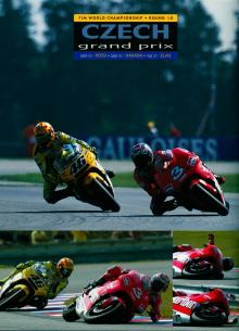 LOOK BACK: 2001 Czech Grand Prix with Motocourse