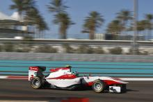GP3 Abu Dhabi: Post-season testing day 1
