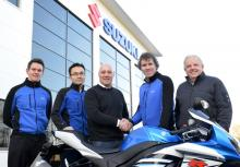 Halsall Racing to run Suzuki BSB effort