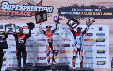 Marquez beats Mees in Superprestigio