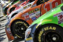 Max Yamabiko: The NASCAR tyre temptation