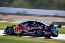 Whincup fends off Van Gisbergen in race one