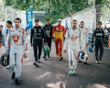 VIDEO: London's Formula E Showdown