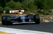 Mexican GP honour Mansell by renaming final turn