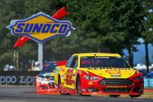 Watkins Glen: Sprint Cup Series results