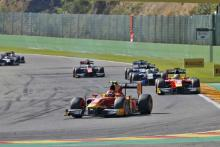 Spa: GP2 sprint race results