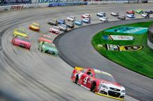 Dover: Sprint Cup Series results