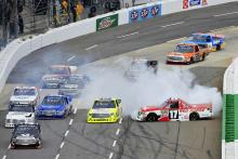 Martinsville: Truck Series race results