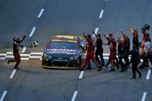 Martinsville: Sprint Cup Series results