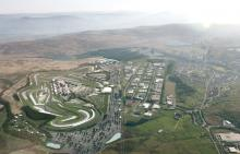 Circuit of Wales signs partnership with Extreme