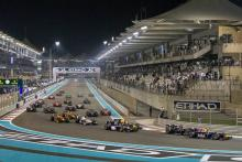 Abu Dhabi: GP2 feature race results