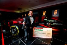 Will Palmer lands McLaren test with BRDC award