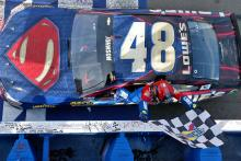 Fontana: Sprint Cup Series results