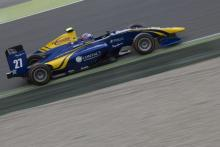 GP3: Barcelona - Qualifying results