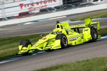 Indianapolis GP - Qualifying results
