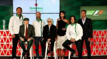 Heineken signs F1 sponsorship deal