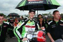 Backlund steps away from racing in 2017