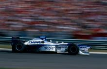 Remembering... Damon Hill's broken Arrows