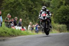 Dunlop dominant on home patch at Armoy