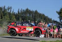 ERC: Kopecky claims home Zlin win for fifth time