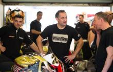 Macau GP: Rutter tops first practice session