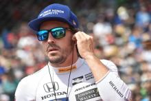 Fernando Alonso Indy 500