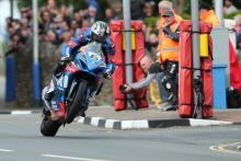 Southern 100: Dunlop bags double at Billown