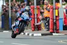 Southern 100: Dunlop tops entry, Martin non-starter