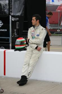 IL: Battistini discharged after Kansas crash.