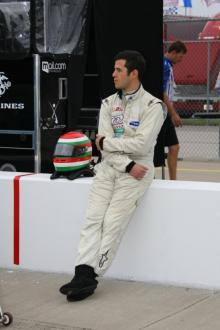 IL: Battistini discharged after Kansas crash.