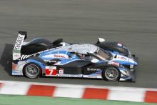 Peugeot takes pole for LMS return