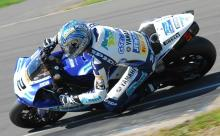 Camier inches closer to history at Brands