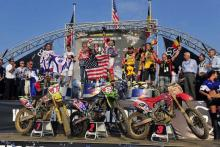 Team USA takes 20th Motocross of Nations win.