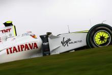 Brazilian Grand Prix - Qualifying times