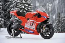 Ducati explains Desmosedici GP10, 'big bang' return.