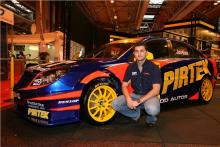 Pirtek Racing shows off livery