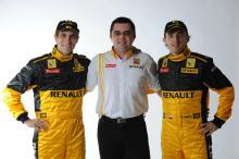Renault unveils identity of Kubica F1 2010 partner