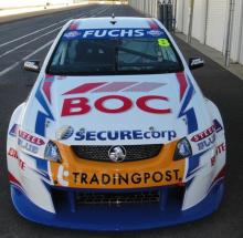 Team BOC reveals revised 2010 livery