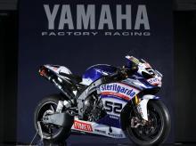 Yamaha launches 2010 WSBK campaign