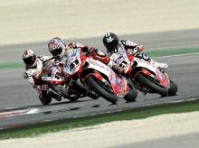 Twin-cylinder bikes given weight parity