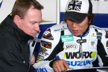 Reynolds to ride Suzuki MotoGP machine at Brands