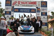 IRC: Andreucci breaks IRC duck in Sanremo